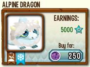 Alpine Dragon--