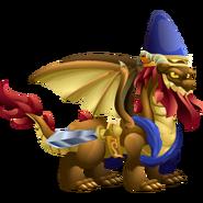 King Solomon Dragon 2