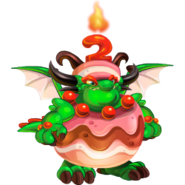 Anniversary Dragon 3