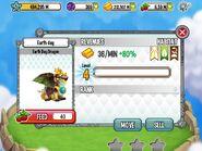 Earth day dragon lvl4