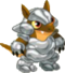 Dragón Armadillo Fase 1