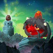 Volcano Dragon-Hatch