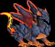 Lava Dragon 3