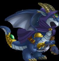 Dark Elf Dragon 3