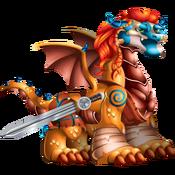 Brave Sword Dragon 3