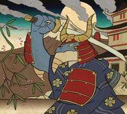 Shogun-painting