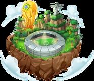 World Cup Island.