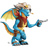 Sheriff Dragon 3