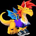 Soccer Dragon 3