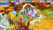 Poo Dragon in Olypus Habitat