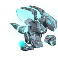 Atlantean Dragon 2