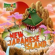 New Japanese Island