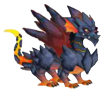 Lava Dragon 2