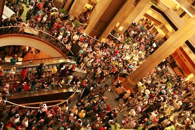 DC crowd