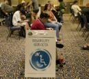 Disability Services Guide to Dragon Con Wiki