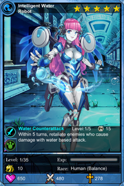 Intelligent Water Robot