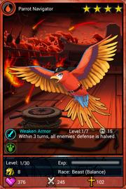 Parrot Navigator