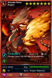 Ultimate Flame Dragon