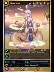 Snake spirit