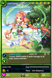 Earth Nymph