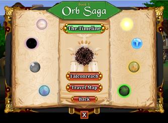 Dragonfable Orb Saga