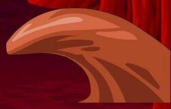 Big Fat whale toung