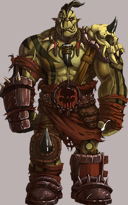 OrcDruidPica