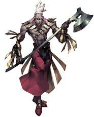 NPC (A) - Overseer Morrok