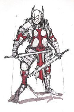 Inimigo - Reddstar Templar