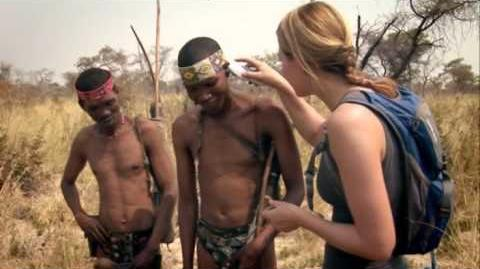 BBC - The Incredible Human Journey -1 of 5 -Out of Africa arc