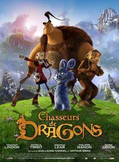 Dragon Hunters (film) poster