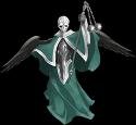 Skull Crow