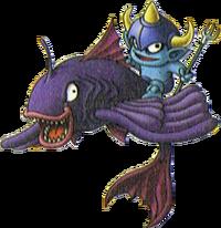 DQM2ILMMK - FishRider