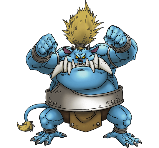 File:DQVIII - Blue fang.png