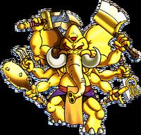 DQX - Elephant king