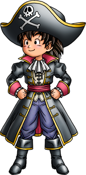 File:DQVII3DS - Hero - Pirate.png