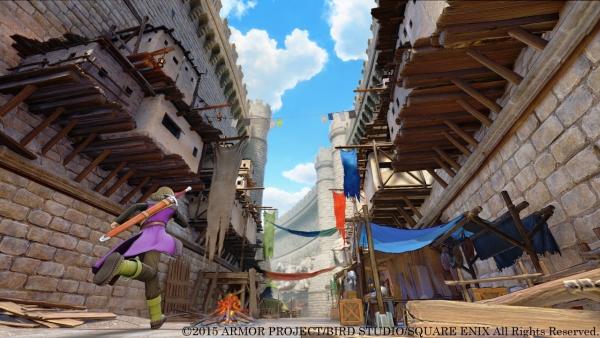 Dragon Quest XI Screenshot 2 (PS4)