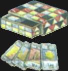 Dq4 silver tarot cards