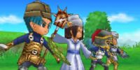 List of weapons in Dragon Quest IX