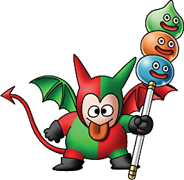 File:DQVIII3DS - Morrie devil.png