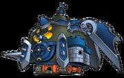 DQHRS - Schwarzman tank