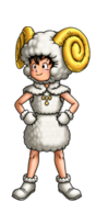 DQVII3DS - Hero - Shepherd