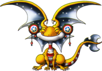 DQX - Captain drago