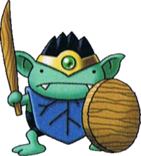 DQVII3DS - Nut knight