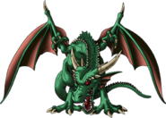 DQVIII - Emerald dragon