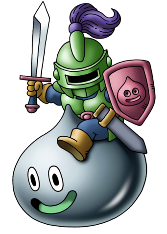 File:DQVDS - Metal slime knight.png