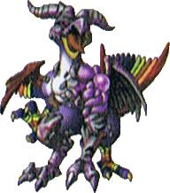 DQMJ3 - Evil prism peacock