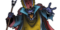 Wight king (Dragon Quest VIII)