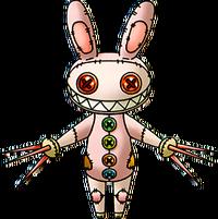 DQX - Needle rabbit