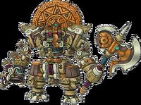DQX - Urubea genie soldier